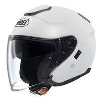 Shoei J Cruise White open face helmets