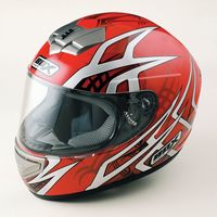 Box BX-1 Web Red Helmet