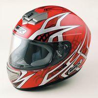 Box BX-1 Web Red Helmet