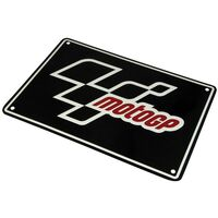 Motogp Aluminium Parking Sign