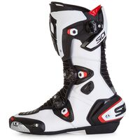 Sidi Mag 1 Motorcycle Boots White
