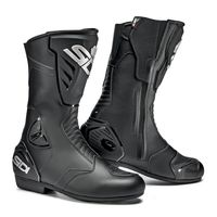 Sidi Black Rain Waterproof Motorcycle Boots