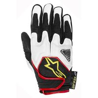 Alpinestars Scheme Kevlar Gloves Yellow