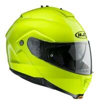 HJC IS MAX 2 Fluo Yellow Helmet