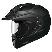 Shoei Hornet ADV black motorcycle helmet