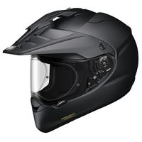 Shoei Hornet ADV matt black motorcycle helmet