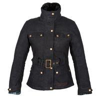 Spada Hartbury Ladies Jacket Collar Closed Front View