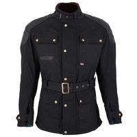 Spada Staffy Wax Jacket - Black