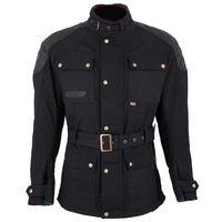 Spada Staffy Wax Jacket - Black