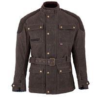 Spada Staffy Wax Jacket - Brown