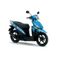 Suzuki Address 110 MotoGP scooter Nottingham UK