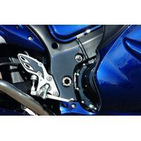 Suzuki Hayabusa Frame Protection Sticker Set