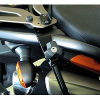 Suzuki V-Strom 650 ABS Side Case Quick Lock system