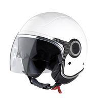 VJ Vespa Helmet - White (Montebianco)