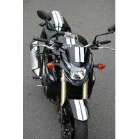 Suzuki GSR750 Graphics Kit White