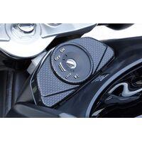 Suzuki GSR750 Ignition Lock Cover