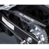 Suzuki SFV650 Chain Guard