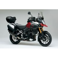 Suzuki V-Strom 1000 ABS Higher Seat