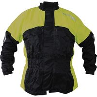 Richa Rain Warrior Jacket - Fluo Yellow