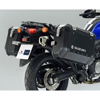 Suzuki V-Strom 650 ABS Side Case Luggage Set