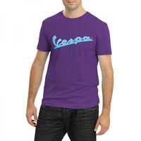 Vespa Mens Voilet T-Shirt