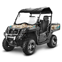 Quadzilla Tracker 550 EPS Road Legal Buggy Camo