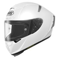 Shoei X-Spirit 3 White Helmet