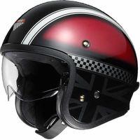 Shoei J.O Hawker TC1 motorcycle helmet