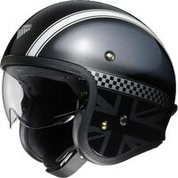 Shoei J.O Hawker TC5 motorcycle helmet