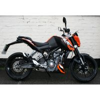 KTM Duke 125cc for sale Mansfield | Nottinghamshire | Leicesershire | Derbyshire | Midlands