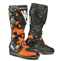 Sidi Xtreme SRS Boots Orange Fluo Black