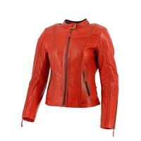Richa Lausanne Ladies Jacket Red