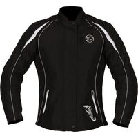 Buffalo Verona Ladies Jacket White / Black