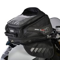 Oxford Tank Bag M30R - Black 30 Litres