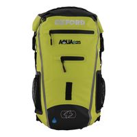 Oxford Aqua B25 All-Weather Backpack Fluo Yellow
