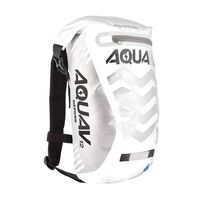 Oxford Aqua V12 Backpack White