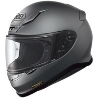 Shoei NXR Matt Deep Grey Helmet