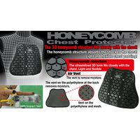 Hit Air Honeycomb Chest Protector