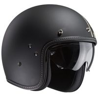 HJC FG-70S Burnout black open face helmet