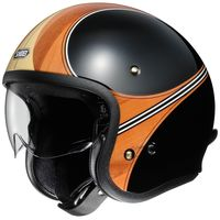 Shoei J.O Waimea TC10 motorcycle helmet