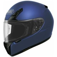 Shoei RYD Matt Blue Metallic Full Face Motorcycle Helmet