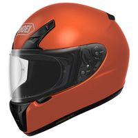 Shoei RYD Tangerine Full Face Motorcycle Helmet