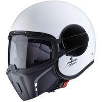 Caberg Ghost Open Face Helmet White