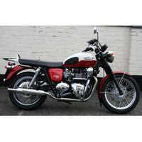 Triumph Bonneville T100 865cc for sale Mansfield | Nottinghamshire | Leicestershire | Derbyshire | Midlands