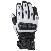 Knox Orsa Leather Gloves White