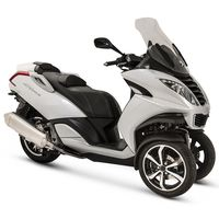 New Peugeot Metropolis 400 ABS TCS White Peugeot Scooters UK Nottingham
