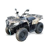 Quadzilla Terrain 500 Facelift 4x4 EFI High Spec EPS road legal quad camo