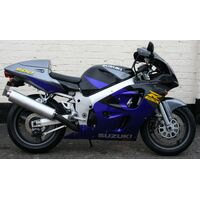 Suzuki GSXR600 V for sale Mansfield | Nottinghamshire | Leicestershire | Derbyshire | Midlands