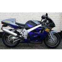 Suzuki GSXR600 V for sale Mansfield | Nottinghamshire | Leicestershire | Derbyshire | Midlands