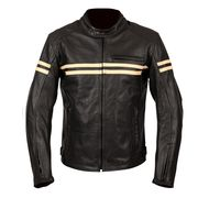 Weise Brunel Jacket - Cream / Black